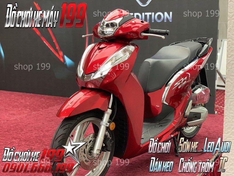 Dàn áo sh 300i Z edition phiên bản màu đỏ cực đẹp