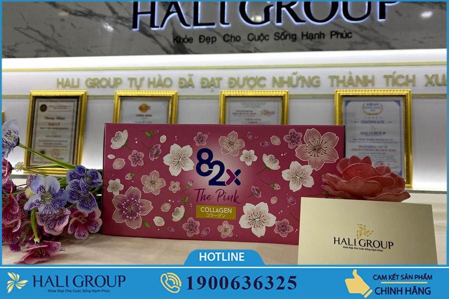Nước Uống Collagen 82x The Pink Nhật Bản có tốt không?