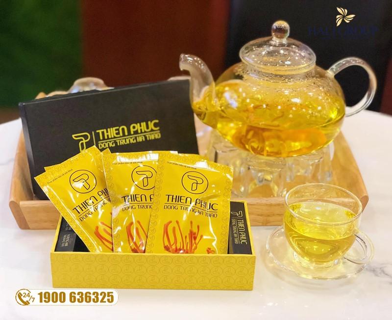 Đại lý phân phối sản phẩm trà Banikha đông trùng hạ thảo trên toàn quốc